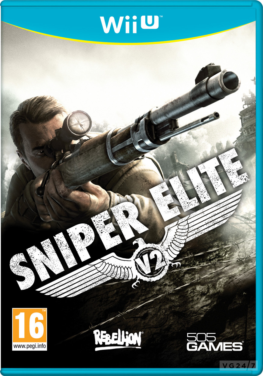 Sniper Elite V2 comes to WiiU Will be the best version Sniper-Elite-VS-Wii-U-pack_zpsd4a6242f