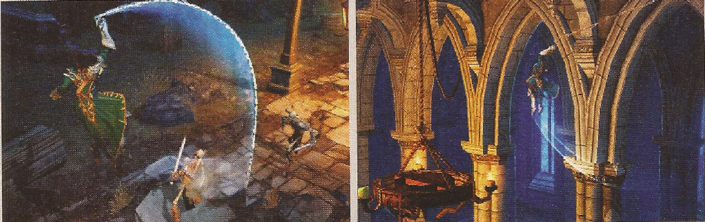 Castlevania Lords of Shadow: Mirror of Fate confirmed for 3DS ! + More ! Castle2screens