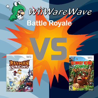 Battle Royale ! Rayman Origins VS Donkey Kong Country Returns BattleRoyalelogoraymandonkeykong_zpse19ad510