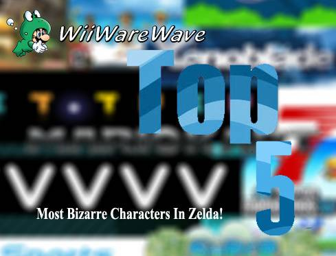 Feature: Top 5 Most Bizarre Characters In Zelda! Top5zelda_zpsc408b1eb