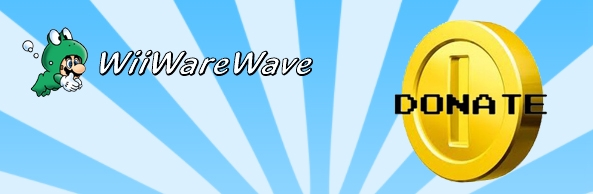 Update! WiiWareWave Will Keep its Custom Domain Name For 6 More Months! WWWdonatecopy