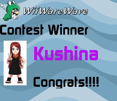 The Winner of Our Wii U Countdown Drawing Is Official! ContestwinnerKushina2copy