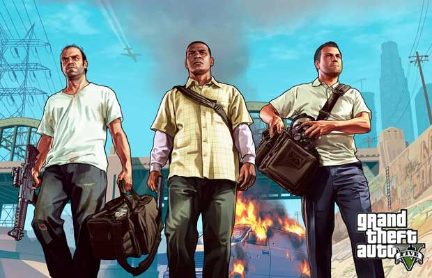 Grand Theft Auto five, latest details. Gta5_lead