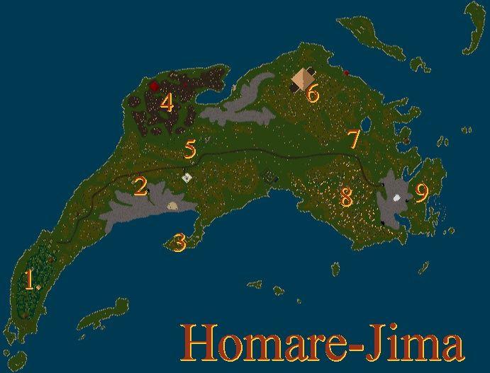 Mapa Tokuno Homare-Jima Homare_jimaLeserHiryu_zps63b953e6