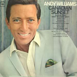 August 8, 1956 Andywilliamscsunset