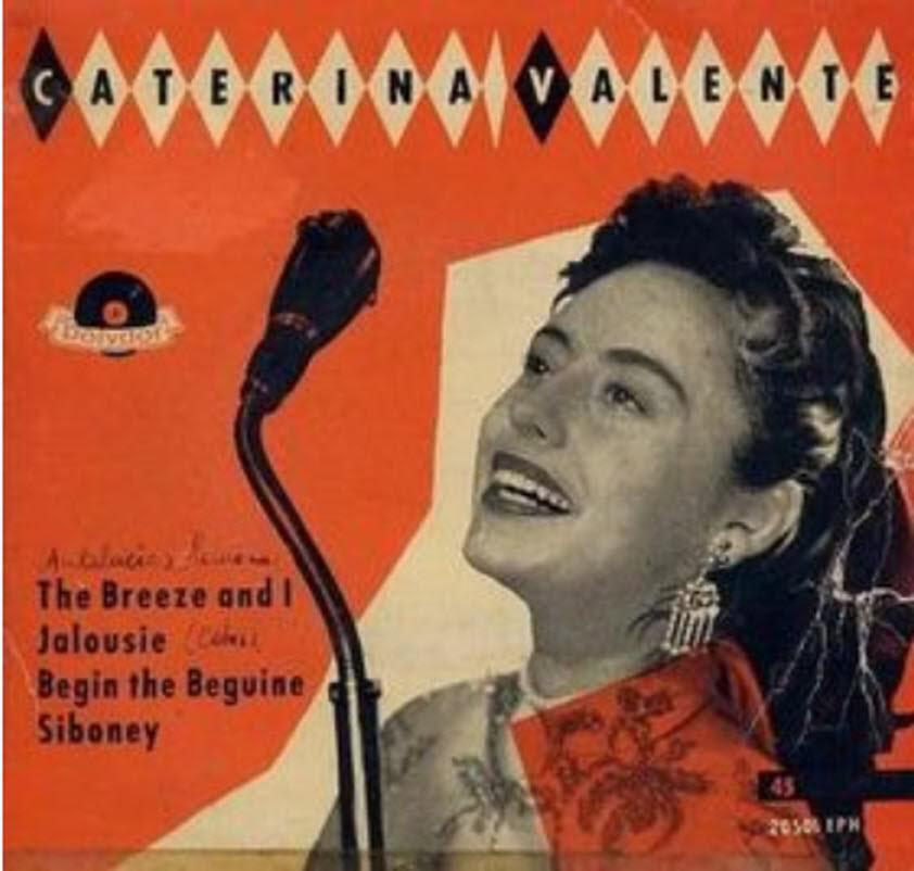 March 30, 1955 Caterinavalente