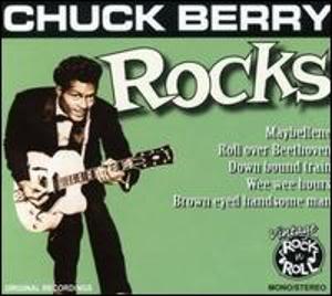August 10, 1955 Chuckberry
