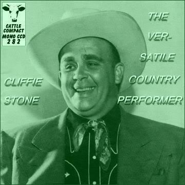 August 10, 1955 Cliffiestone