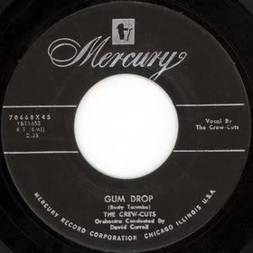 August 31, 1955 Crewcutsgumdrop
