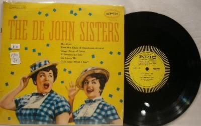 January 19, 1955 Dejohnsisters