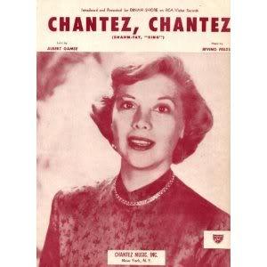 March 20, 1957 Dinahshorectay2