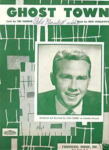 September 12, 1956 Doncherryghosttown