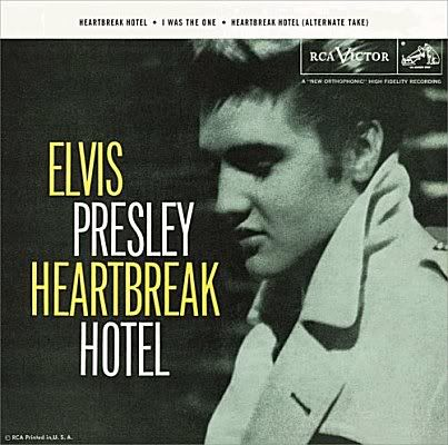 February 29, 1956 (Elvis Presley scores his first debut!) Elvisheartbreakhotel
