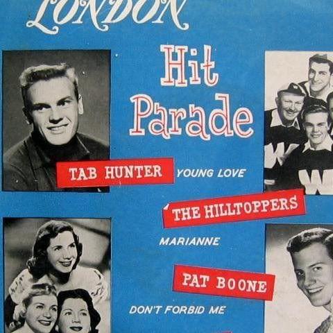 February 6, 1957 Hilltoppersmarianne