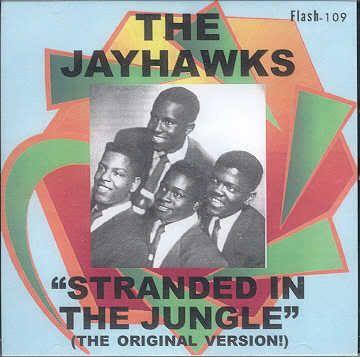 July 18, 1956 Jayhawksstranded