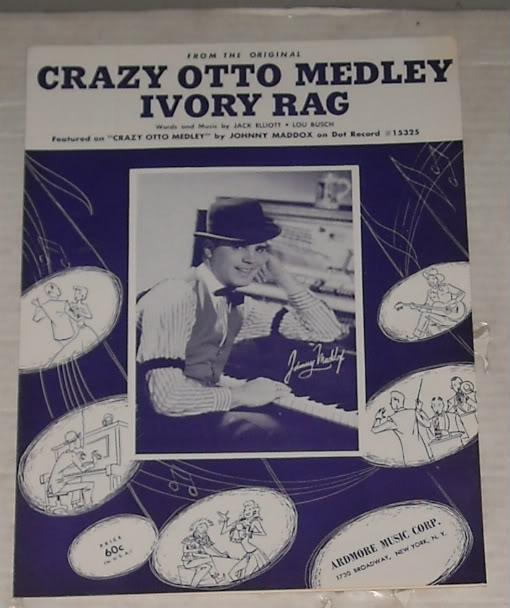 February 9, 1955 Johhnymaddox