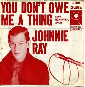 January 9, 1957 Johnnierayydomet