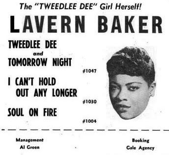 February 9, 1955 Lavernbaker