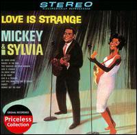 January 9, 1957 Mickeysylvialoveisstrange
