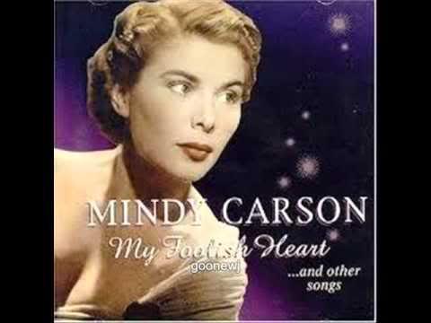 August 17, 1955 Mindycarson