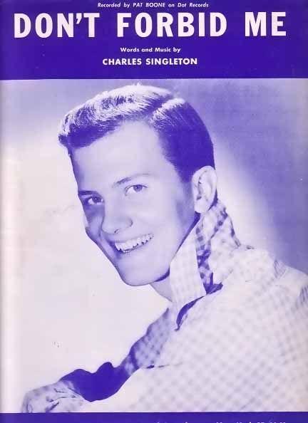 December 19, 1956 Patboonedontforbidme