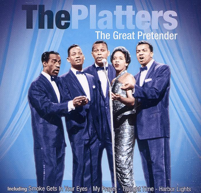 January 4, 1956 Plattersgreatpretender