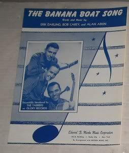 December 19, 1956 Tarriersbananaboat