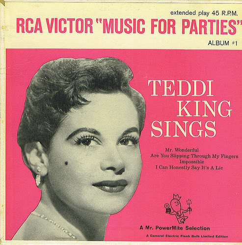 February 22, 1956 Teddiking