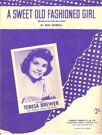 July 4, 1956 Teresabrewerasofg