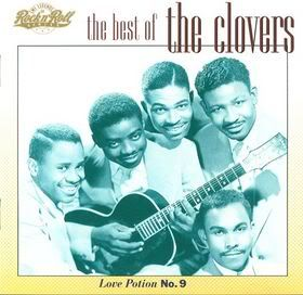July 18, 1956 Theclovers1