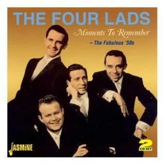 August 24, 1955 Thefourlads