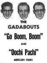 July 25, 1956 Thegadabouts