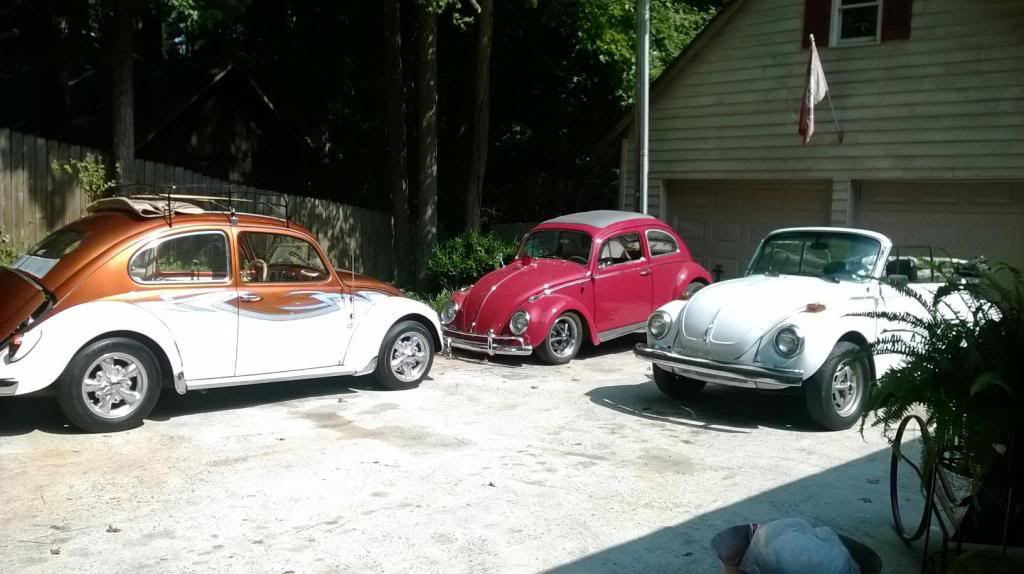 The car that started it all for me  my 73 superbeetle vert AKA ORANGEPEEL - Page 3 Image-2