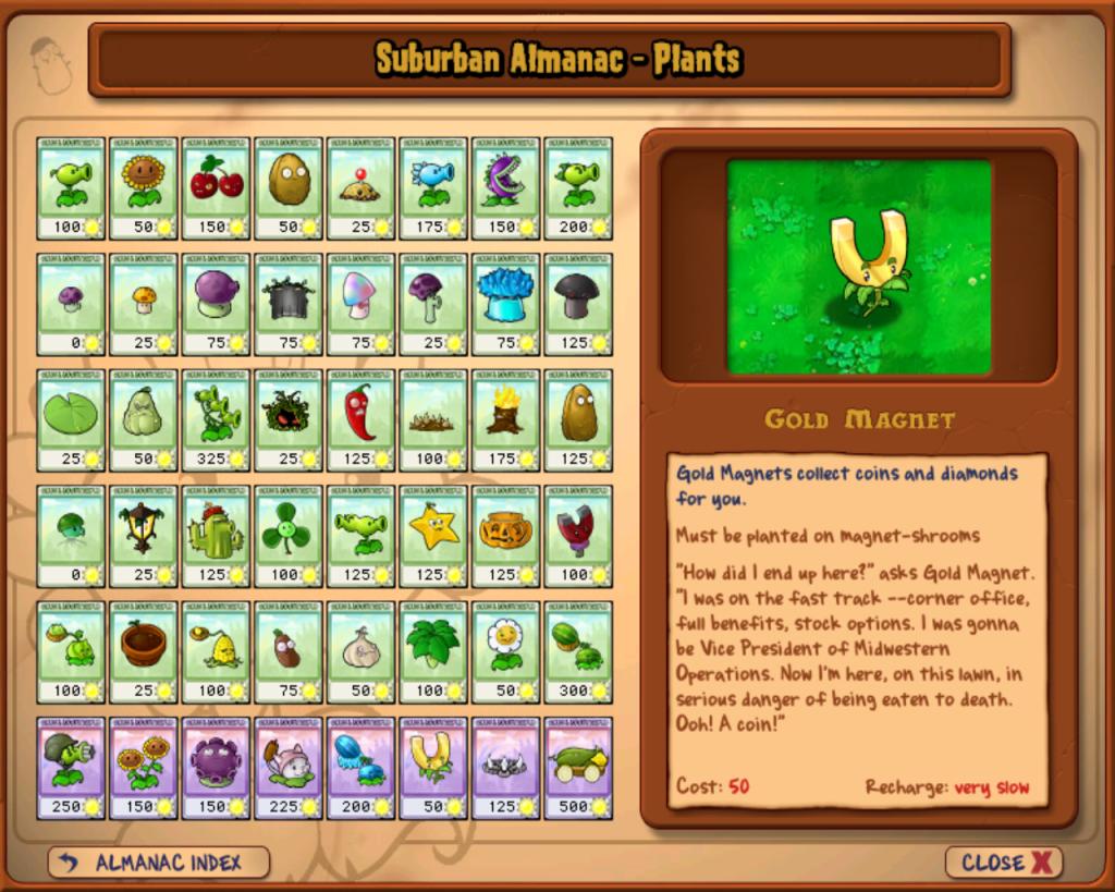 plants vs zombies pc