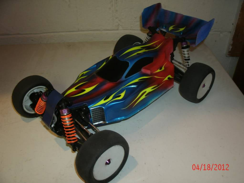 Lets see pic's of your buggy! GEDC0256