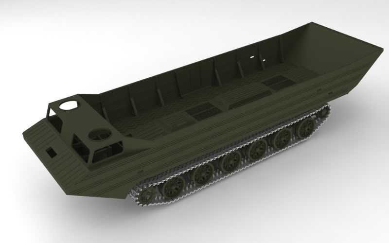 KRAZ-255B TMM-3 bridgelayer chez Miniman Factory  PTSM