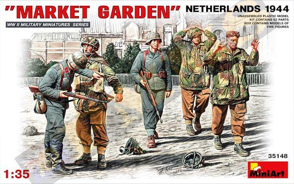 Nouveautés MiniArt. Miniart35148-MarketGardenNetherlands1944