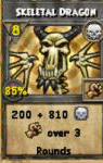 Illustrated Guide to Death Spells SkeletalDragon