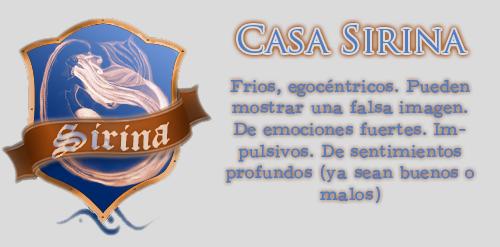 Casas del Institute. Sirina