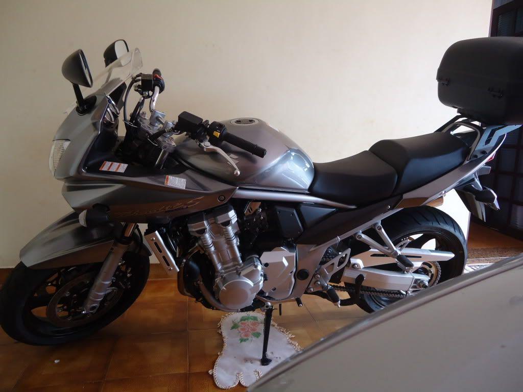 EPS e sua Bandida 1250s 2011 chegando 11
