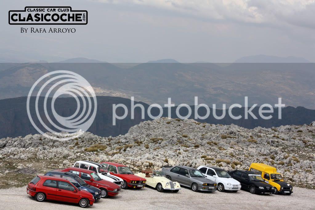 CRÓNICA XII RUTA CLASICOCHE // Por las Sierras de Jaén // 1 de abril de 2012 - Página 3 IMG_2401