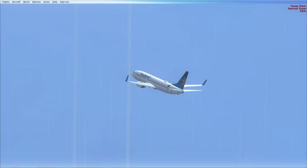 |SBSL| Marechal Cunha Machado Intl -- > |SBFZ| Pinto Martins Intl | Boeing 737-800 NGX 2012-3-28_10-39-36-55
