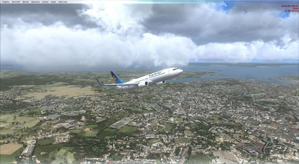 |SBSL| Marechal Cunha Machado Intl -- > |SBFZ| Pinto Martins Intl | Boeing 737-800 NGX 2012-3-28_10-40-9-782