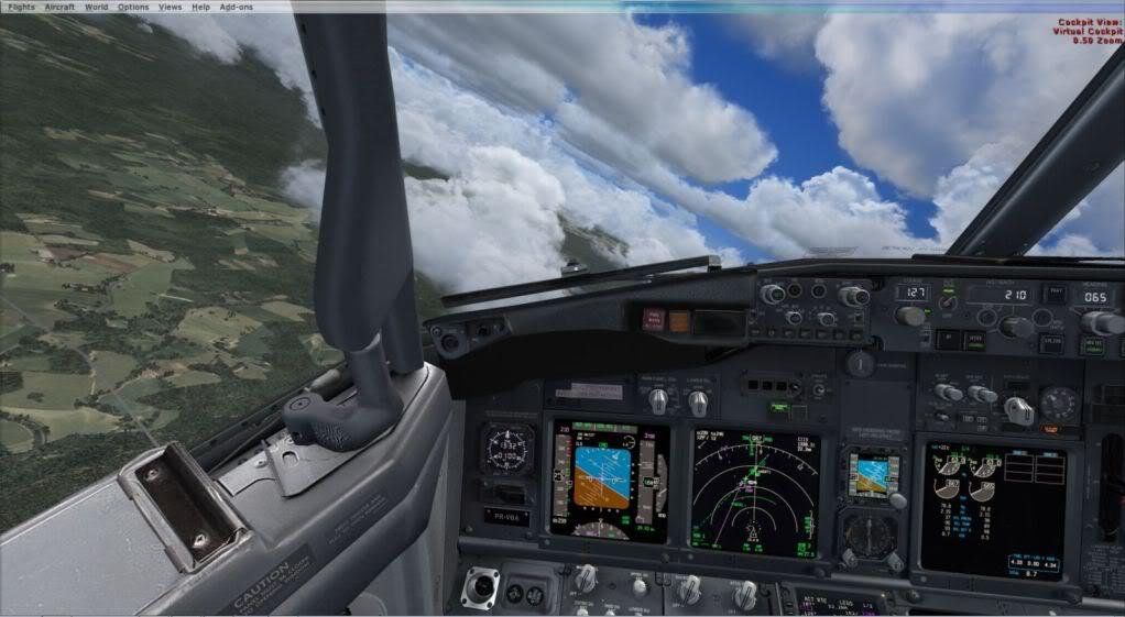 |SBSL| Marechal Cunha Machado Intl -- > |SBFZ| Pinto Martins Intl | Boeing 737-800 NGX 2012-3-28_11-33-29-185