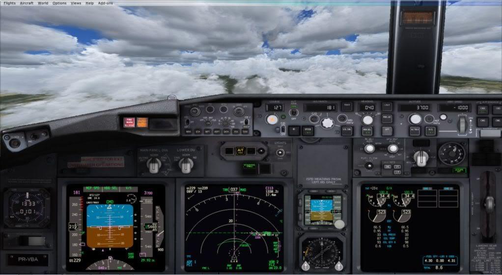 |SBSL| Marechal Cunha Machado Intl -- > |SBFZ| Pinto Martins Intl | Boeing 737-800 NGX 2012-3-28_11-34-46-755