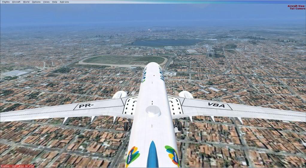 |SBSL| Marechal Cunha Machado Intl -- > |SBFZ| Pinto Martins Intl | Boeing 737-800 NGX 2012-3-28_11-46-58-813