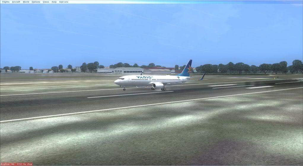 |SBSL| Marechal Cunha Machado Intl -- > |SBFZ| Pinto Martins Intl | Boeing 737-800 NGX 2012-3-28_11-47-59-312