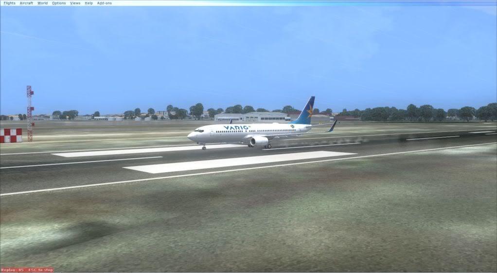 |SBSL| Marechal Cunha Machado Intl -- > |SBFZ| Pinto Martins Intl | Boeing 737-800 NGX 2012-3-28_11-48-0-578