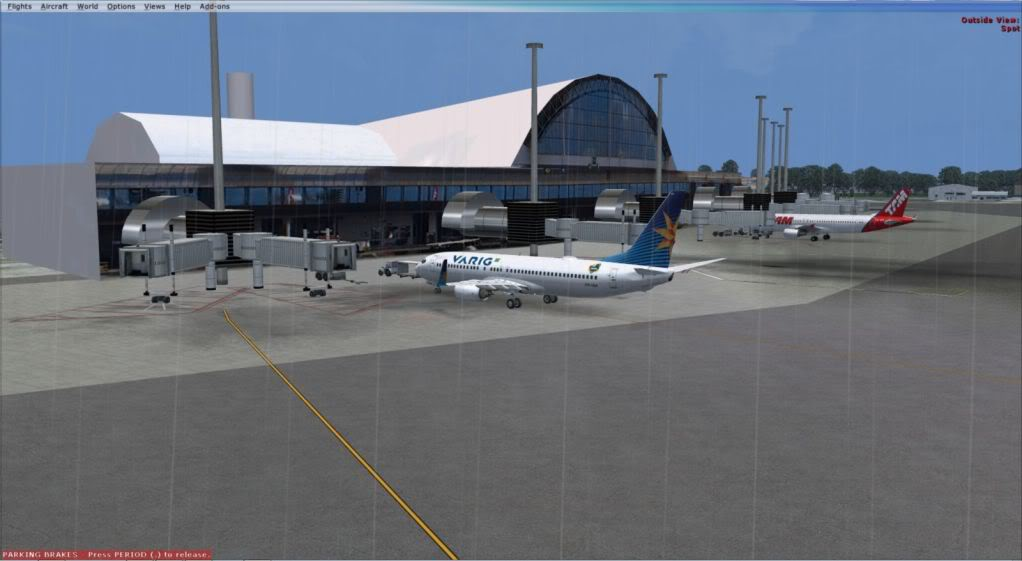 |SBSL| Marechal Cunha Machado Intl -- > |SBFZ| Pinto Martins Intl | Boeing 737-800 NGX 2012-3-28_11-56-31-411