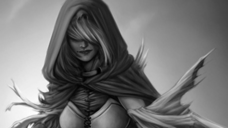 Book 1- DeLaRose A Time Before Times R169_457x256_11522_Female_Assassin_WIP_2d_fantasy_character_assassin_girl_woman_picture_image_digital_art